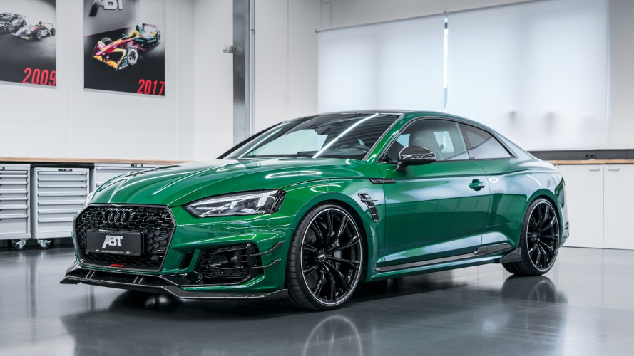 Audi RS5-R Coupé ABT, accelera come una Tesla