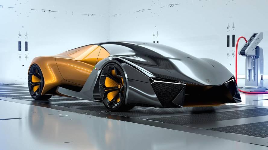 Lamborghini'nin gelecek modelleri sizce böyle görünmeli mi?