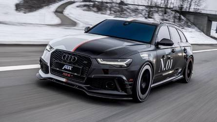 Jon Olsson's New 725-HP Audi RS6 Avant Is A Two-Faced Super Wagon