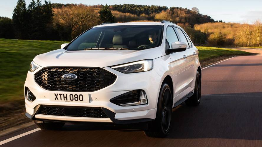 Ford Edge 2019 estreia na Europa com motor diesel da Ranger Raptor