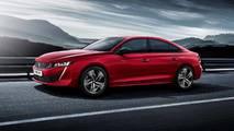 2018 Peugeot 508 revealed