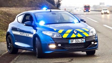 Blaulicht-Alarm: So fährt die Polizei in Frankreich