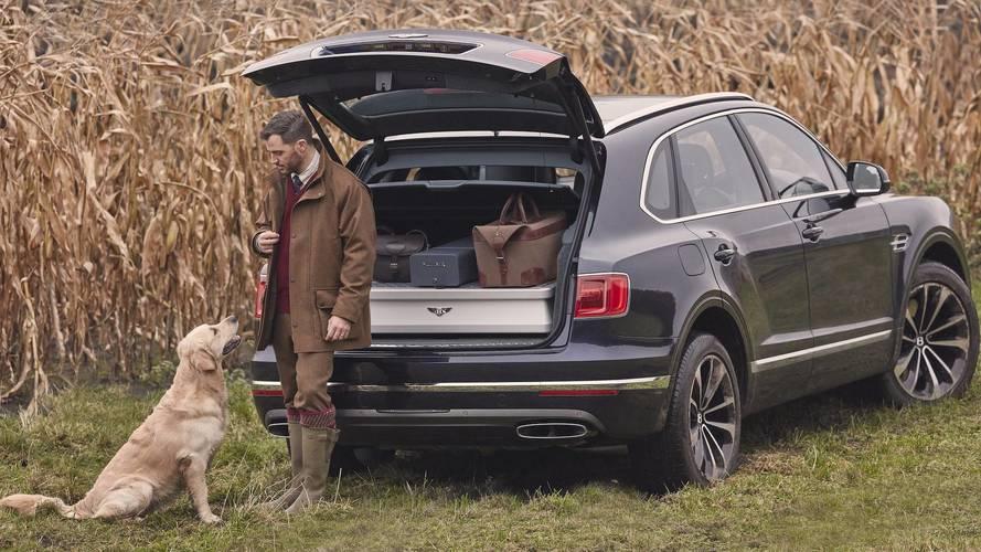 Bentley crée un Bentayga taillé pour la chasse !