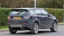 2020/2021 Land Rover Discovery Sport spy photo