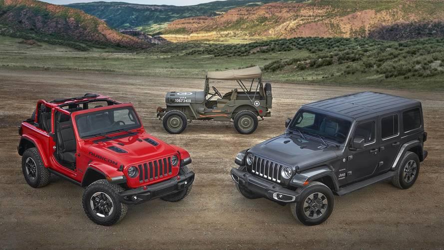 Mindenből többet nyújt az új Jeep Wrangler, kivéve egy dolgot: a súlyt