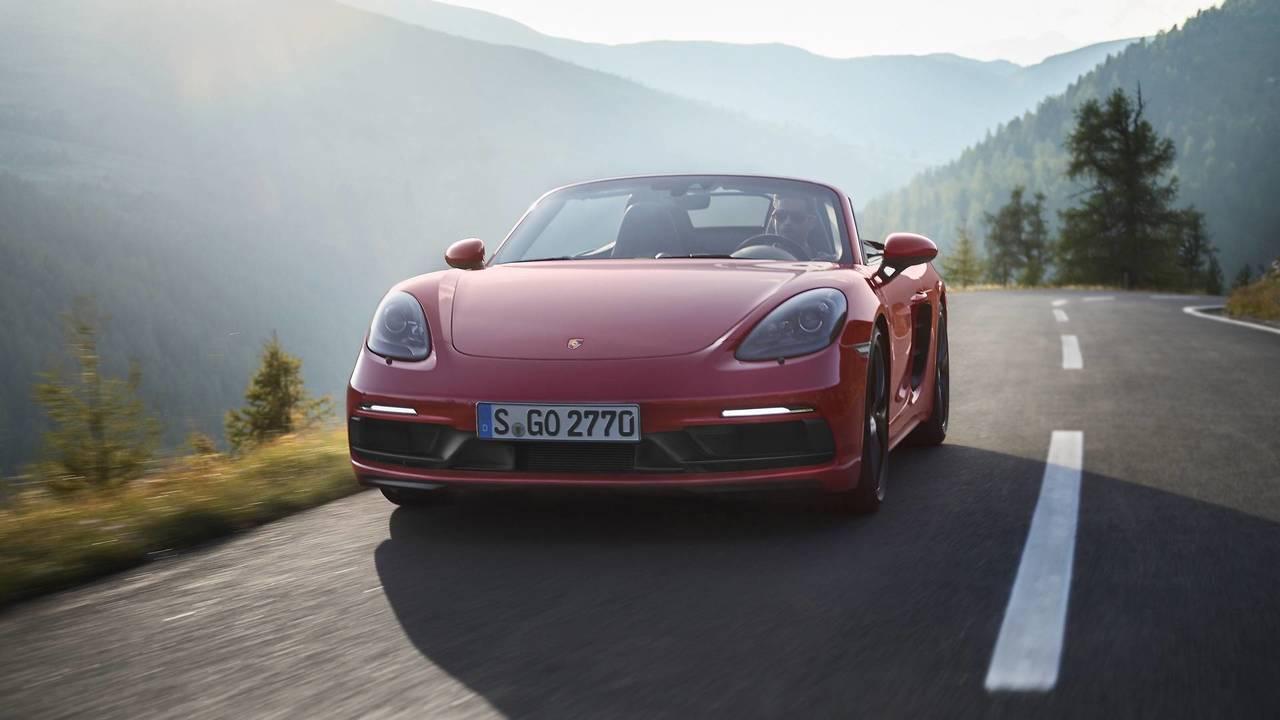 2017 Porsche 718 Boxster GTS