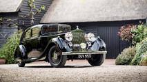 Field Marshal Montgomery 1936 Rolls-Royce Phantom III