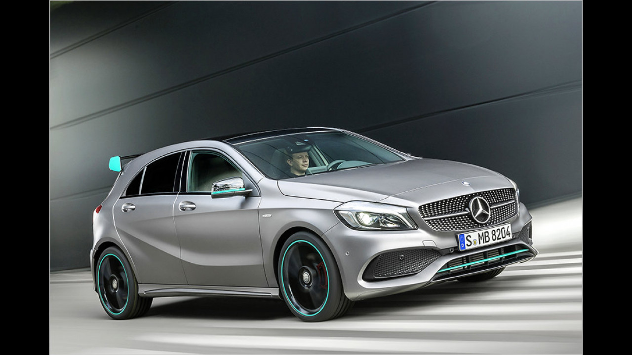 Mercedes A-Klasse ,Motorsport Edition