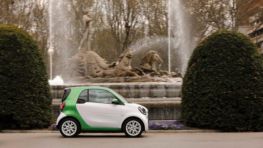 Siete coches que pueden aparcar en Madrid con nivel 2 de contaminación