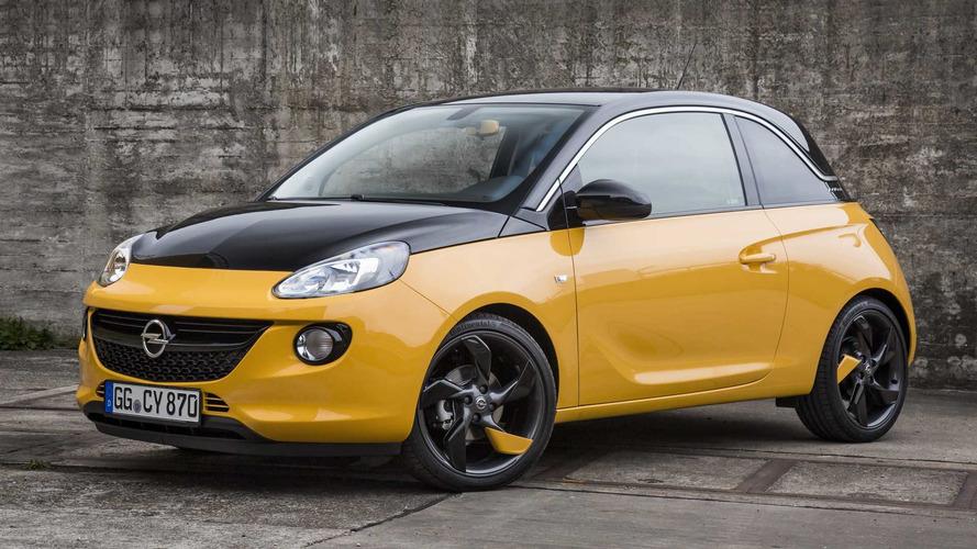 Opel Adam'a bir özel versiyon daha: Black Jack