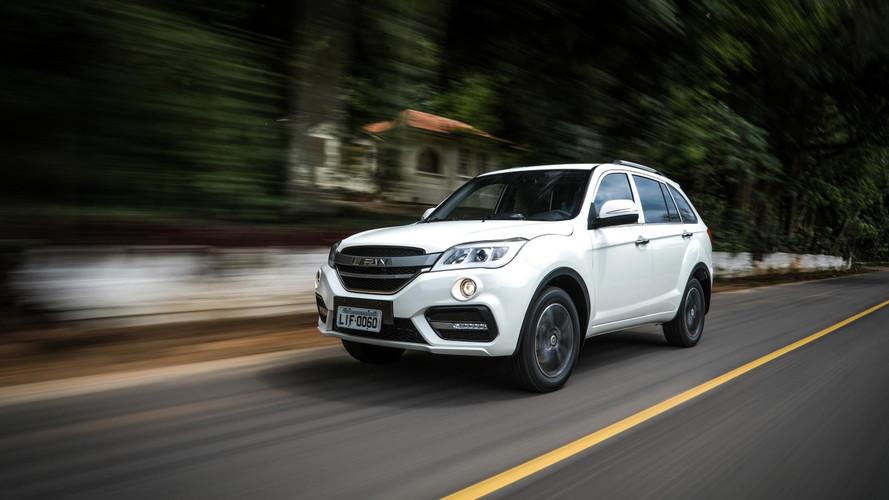 Lifan X60 com câmbio CVT chega por R$ 77.900 para vender 3x mais