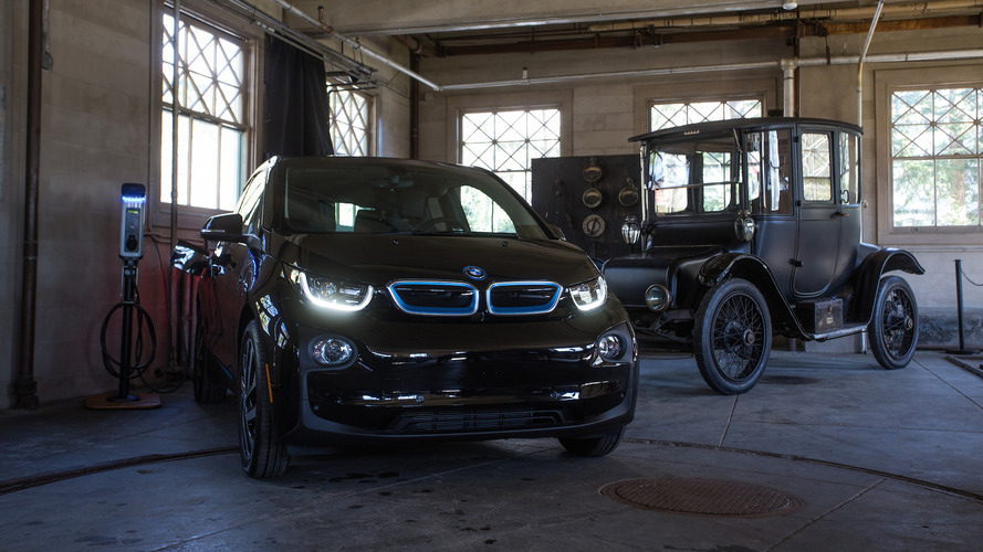 BMW Will Build 100 EV Charging Stations In U.S. National Parks
