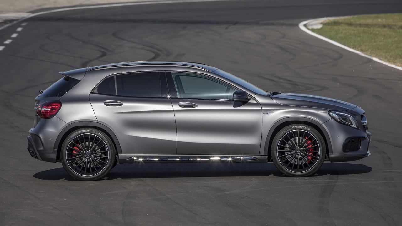 2018 Mercedes-AMG GLA45: First Drive