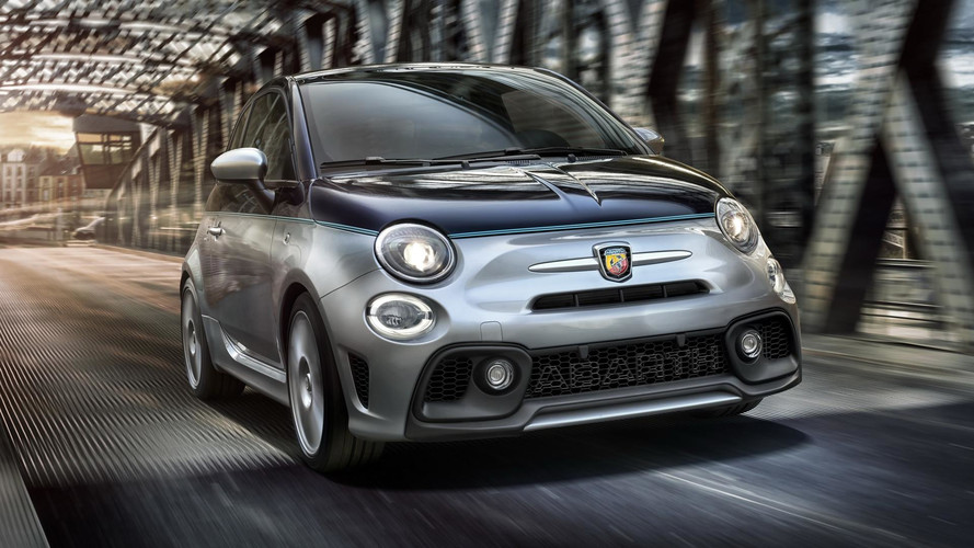 Abarth 695 Rivale Adds A Dash Of Elegance To 180-HP Pocket Rocket