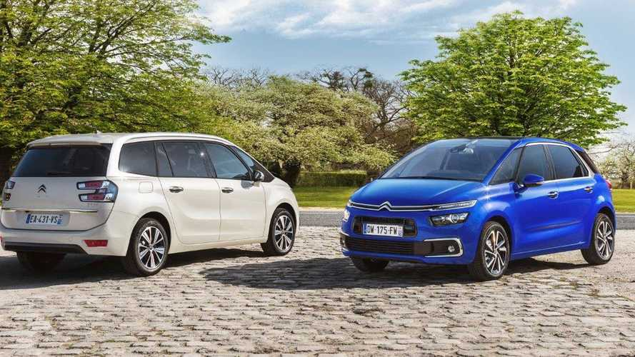 Citroën C4 Picasso e C4 Grand Picasso renovadas chegam ao Brasil
