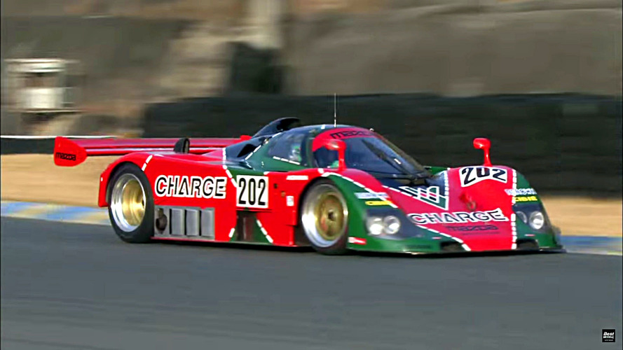 Mazda 767B Le Mans Racer Sounds Better Than Any Car Today