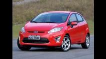 Ford anuncia ligeiro aumento de preços para linha New Fiesta no Brasil