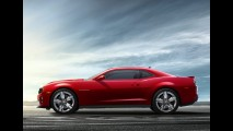 Confirmado: Chevrolet Camaro ZL1 2012 terá potência de 580 cavalos