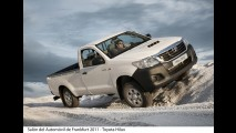Salão de Frankfurt: Toyota revela oficialmente todos os detalhes da Hilux 2012 - Veja fotos