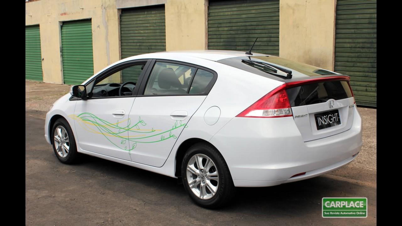 """Estados Unidos: Honda Insight """"ressurge das cinzas"""""""