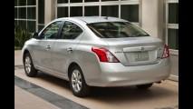 Este é o Novo Tiida Sedan - Nova geração pode chegar ao Brasil com outro nome