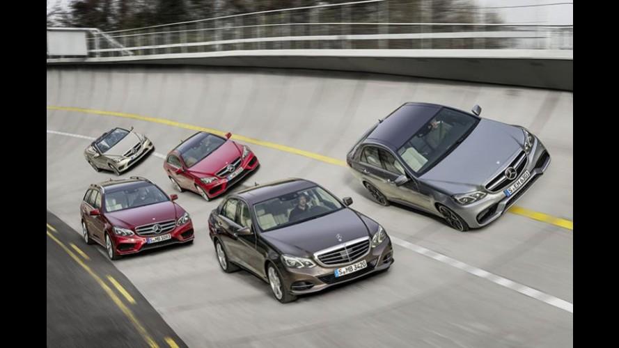 Vendas globais da Mercedes-Benz começam 2014 em alta