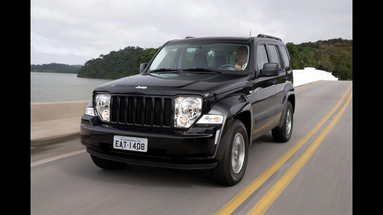 Recall: Jeep Cherokee é convocado por falha em módulo de energia