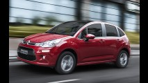 Citroën C3, C3 Picasso e Aircross 2015 ganham novas versões e equipamentos