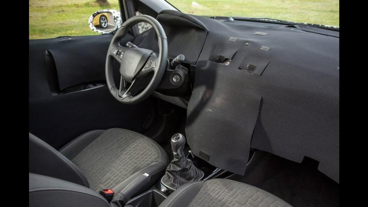 Opel Corsa: nova geração será apresentada ainda neste ano