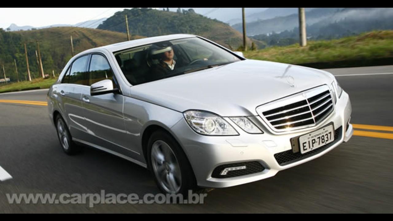 Mercedes Classe E ultrapassa 300 mil unidades vendidas