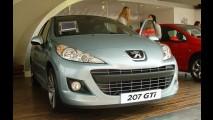Peugeot 207 GTi - Versão esportiva francesa chega por US$ 30 mil na Argentina