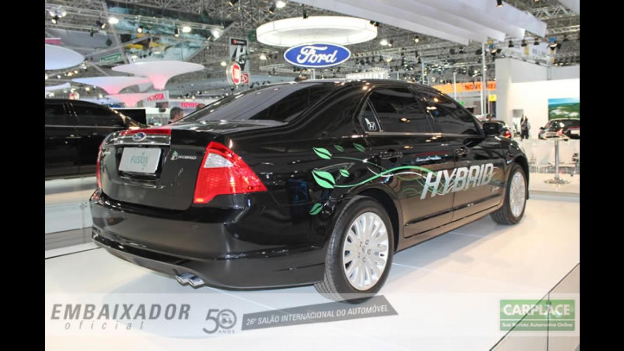 Ford anucia linha Fusion 2011 com preço inicial de R$ 82.160