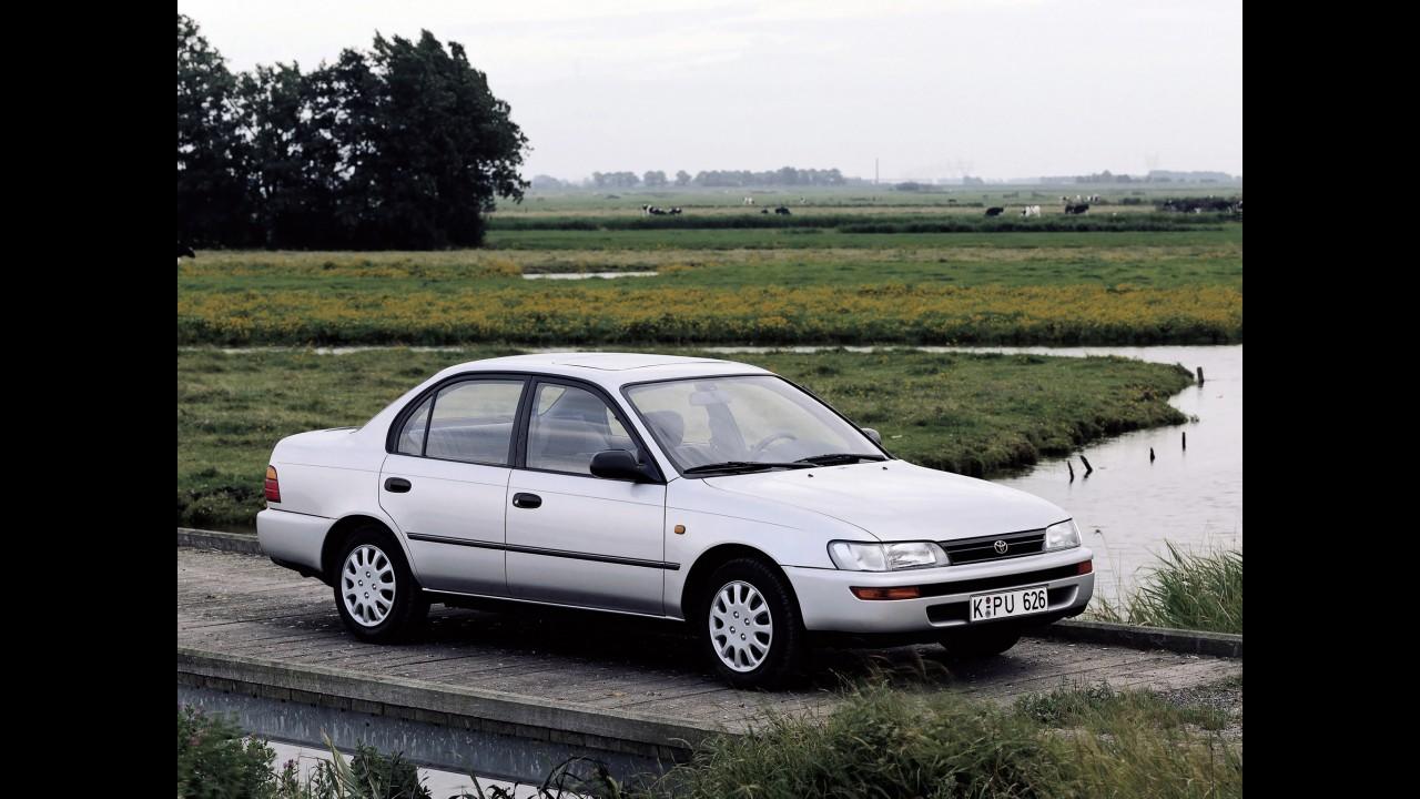 Galeria: Toyota chega a 40 milhões de Corollas vendidos