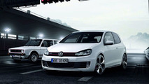 New VW Golf VI GTI Concept