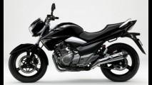Suzuki lança bicilíndrica Inazuma 250 por R$ 15.900