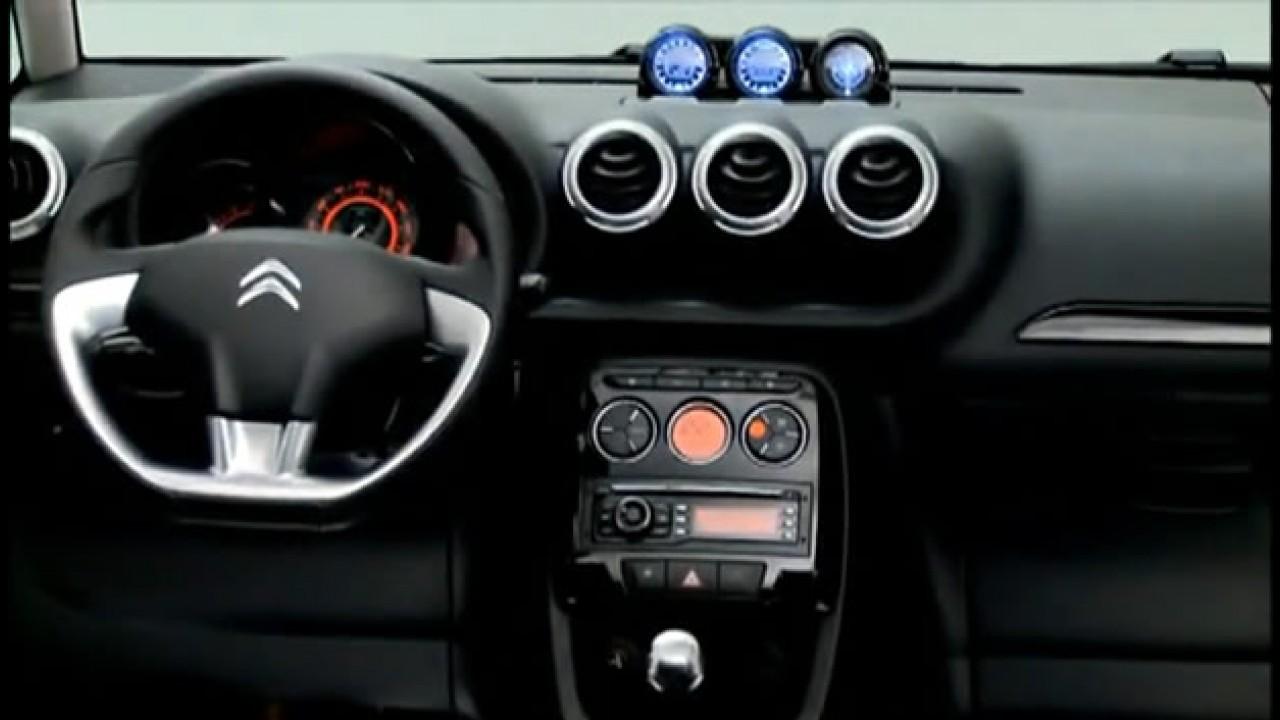 VÍDEO: Citroën divulga mais detalhes do interior do Novo Aircross