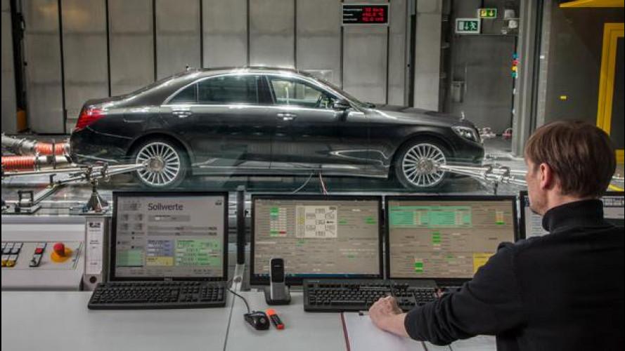 """I climatizzatori del futuro? """"Vanno"""" a CO2, parola di Mercedes"""
