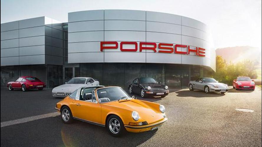 Porsche Classic Centre, il primo è in Olanda