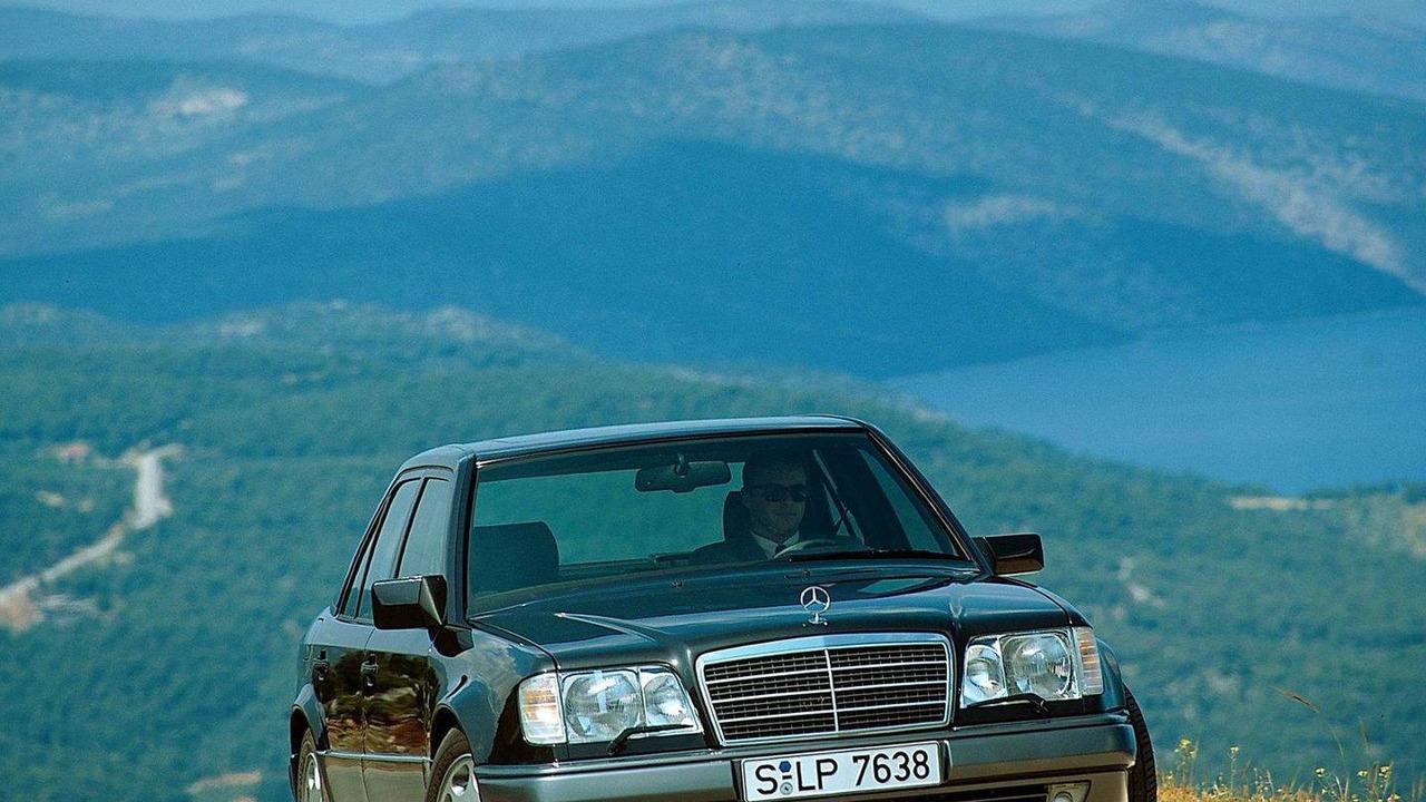 Mercedes 500 E