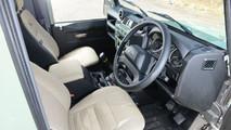 Land Rover Defender Mr. Bean