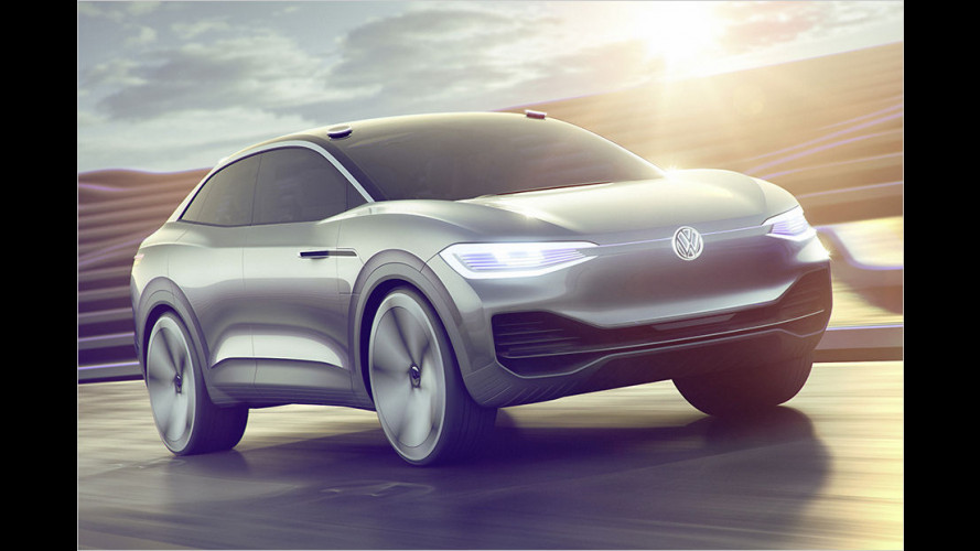 VW I.D. Crozz: Er kommt 2020