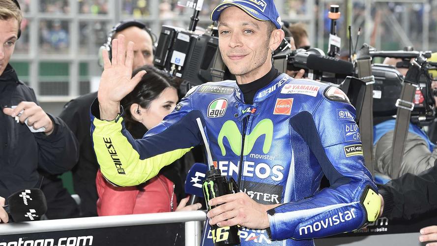 MotoGP Champ Rossi Hospitalized After Motocross Incident