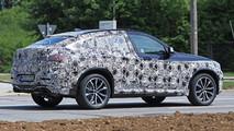 Yeni BMW X4 casus fotoğrafları