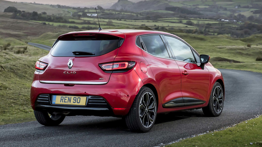 2017 renault clio review. Black Bedroom Furniture Sets. Home Design Ideas