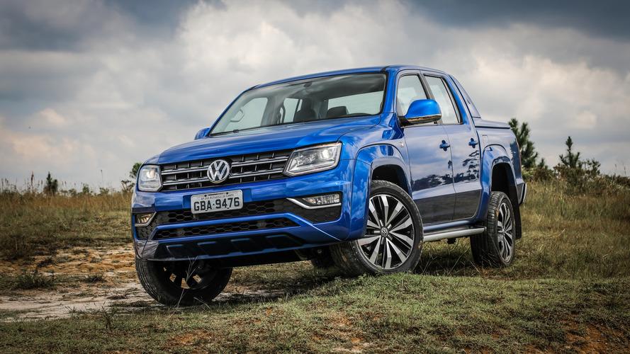 VW Amarok fica até R$ 4 mil mais cara na tabela de agosto