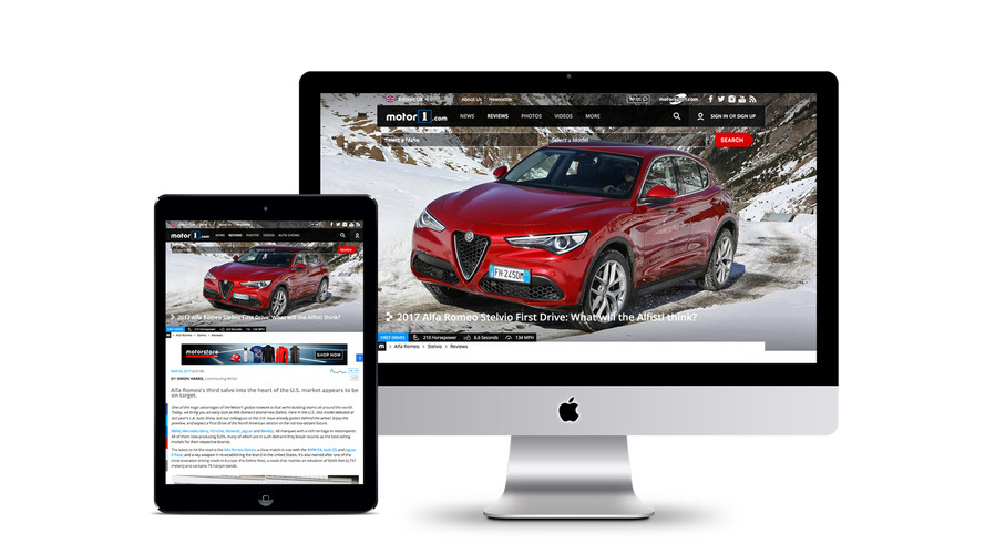 Motor1.com launches new edition in United Kingdom