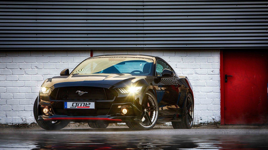 German-Tuned Ford Mustang Gets 705 Supercharged Horsepower