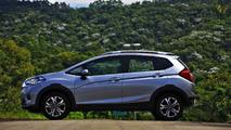 Honda WRV x Nissan Kicks x Hyundai HB20X