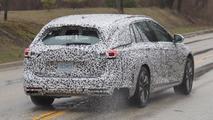 Buick Regal Liftback / Wagon Casus Fotoğrafları