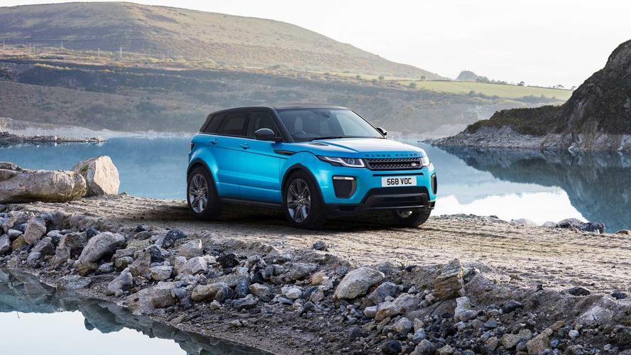 Nueva edición especial del Range Rover Evoque